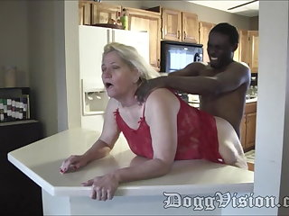 African Anal GILF Amber Connors Fatal Attraction