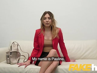 Fake Agent Cute ass Russian with perfect tits takes big cock Fake Agent