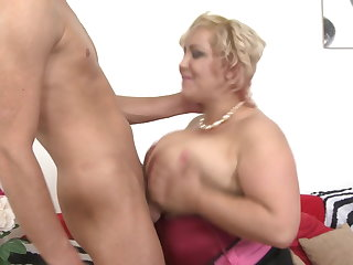 Beautiful moms fuck young meat