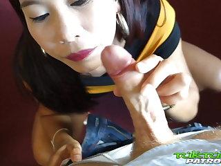 Tuk Tuk Patrol - Thai MILF gets her ass nailed by BWC Tuk Tuk Patrol