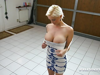 Cheating Private.com - Busty Blonde Agent Mila Milan Fucked By Hacker