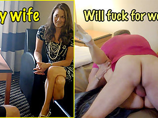 Interview My wife will fuck for work