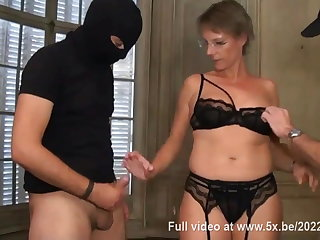 Latin Sophie gets double fucked