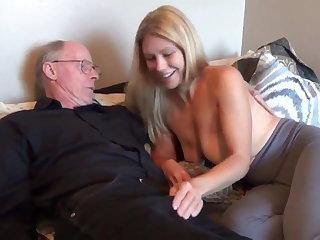 Dad Horny girl