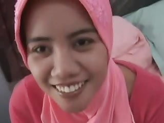 Indonesian White dick try Asian Indonisa Girl