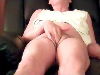 Top Rated 71 yr old Gilf ecstatic groaning orgasms