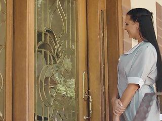Maid Lesbian Matures' Reunion