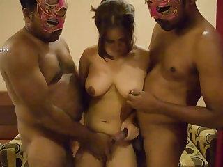 Bangladeshi Bangali Threesome
