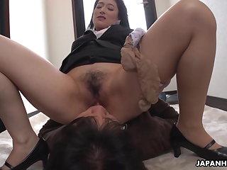 Nipples Japanese woman, Marina Matsumoto is moaning, uncensored