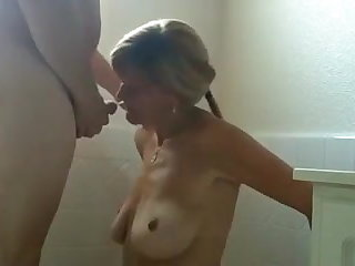 Pissing Wife Loves Piss