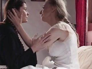 Maid Elderly Nun Lesbian