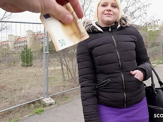 Agent GERMAN SCOUT - TINY GIRL JENNY FUCKED AT REAL MODEL CASTING