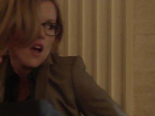 Celebrities Kathleen Robertson - Boss ::: Sex scenes
