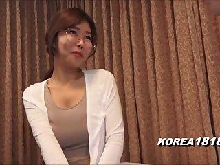 Beach korean glasses girl in japanese porn